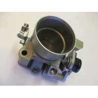 60L-13751-00-00 Yamaha F200 & LF200 Outboards  #1 Stbd Side Throttle Body (top)