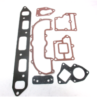 27-35440A1 Exhaust Manifold Gasket Set Mercruiser 110 & 120 GM