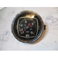 Vintage Mercury Marine Boat Speedometer MPH 10-60MPH