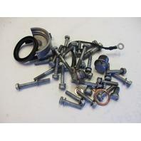 F200TXRB Yamaha Outboard Cylinder Crankcase Bolts, Screws & Washers