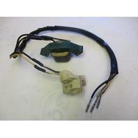 OMC 581635 Ignition Charge Coil & Lamination Evinrude Johnson & 581655 Sensor