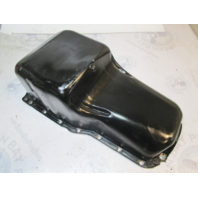 52583A1 Mercruiser GM 2.5 3.0 4 Cylinder Oil Pan for 120 & 140 HP Stern Drive