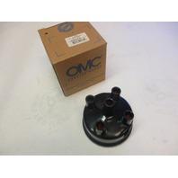 985218 OMC Ford Stern Drive 2.3L Distributor Cap NLA 0985218