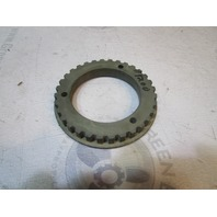 0305681 OMC Johnson Evinrude Outboard Generator Belt Pulley Gear 50's to 60's