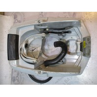 875845 Volvo Penta Stern Drive Transom Plate with Steering Fork 290, 290A Drives
