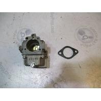 398206 1986 Evinrude/Johnson 70 Hp Outboard Carburetor W/ 64D Orifice Plug