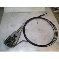 Quicksilver Mercury Mercruiser Throttle Remote Control Box 13' Cables W/O Handle