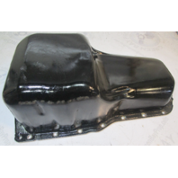 52583A1 Mercruiser GM 2.5/3.0L 4 Cylinder Oil Pan for 120 & 140 HP Stern Drive