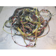 2006 Bayliner 197 SD Mercruiser 4.3L V6 Engine To Dash Wire Harness Cable 17'