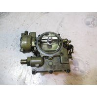 0982217 OMC 2 Barrel Rochester 2 Jet Carburetor Assembly 17059053 NLA