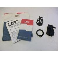 436342 0436342 OMC Evinrude Johnson Carburetor Cover Assembly 5-8 HP 1986-1992