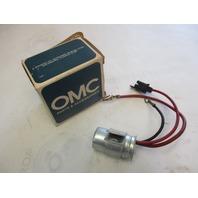 580684 0580684 OMC Voltage Suppressor for Vintage Evinrude Johnson Outboards