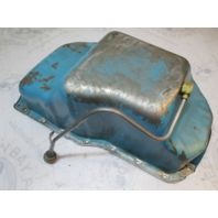 313647 0313647 Oil Pan For OMC Cobra 120 hp 140 hp GM 4 Cylinder