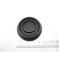"""4 3/4"""" Black Steering Wheel Center Cap For Thompson, Rinker, Renken, Chris Craft"""