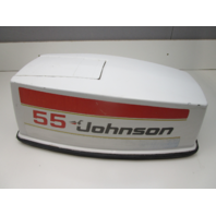 0389307 Top Cowl Motor Cover for Johnson Evinrude 55 Hp Outboard