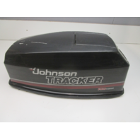 0433129 Top Engine Cowl Motor Cover Hood Johnson Tracker 50hp Evinrude OMC