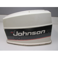 435727 Evinrude Johnson 60 HP VRO 3 Cyl Motor Cowl Engine Cover Top Cowling Hood