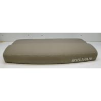 """Sylvan Pontoon Boat Tan/Brown Seat Cushion 36"""" X19"""""""