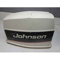0435727 Johnson Evinrude 60 HP VRO 3 Cyl Motor Cowl Engine Cover Cowling Hood