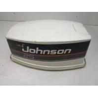0432410 Top Cowl Motor Cover Electric Start Johnson Evinrude Sea Horse 25 HP