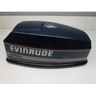 OMC Top Cowl Motor Cover Hood For Johnson Evinrude 40 HP Outboard