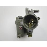 1368-5702A9 Mercury Mariner Outboard 90 HP WMK23-1 Top Carb Carburetor