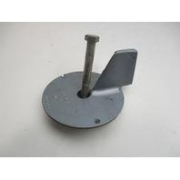 327640 0327640 OMC Johnson Evinrude Outboard Lower Gear Case Trim Tab & BOLT
