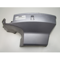 0434645 Silver Evinrude Johnson V4 V6 90-175 Hp Port Lower Engine Cowl Cover