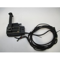 87729A15 QuickSilver Outboard Side Mount Electric Start Remote Control