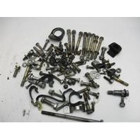 Misc. Nuts Bolts Hardware from Evinrude Outboard 40HP E40TELCDE