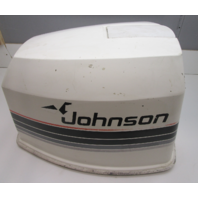 0394390 OMC Johnson Outboard 185 HP V6 Top Engine Cowl Motor Cover Hood 1984