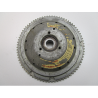 0580685 580685 OMC Evinrude Outboard 100 HP 1968 Flywheel & Ring Gear 79 Tooth