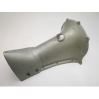 382061 OMC Evinrude Outboard 100 HP 1968 Rear Exhaust Housing Cover