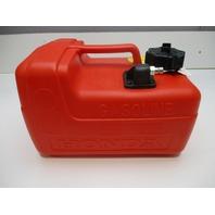17500-ZZ5-003 Honda Plastic Red Remote Portable Marine Gas Tank 3 Gallons