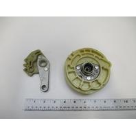 0389266 0390610 OMC/Evinrude/Johnson Boat Prewired Remote Control Cam & Lever