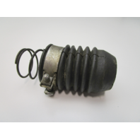 305402 OMC Evinrude Johnson Outboard Exhaust Relief Boot & Spring 305397