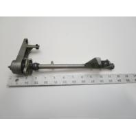 313687 OMC Evinrude Johnson 100 HP Throttle Control Shaft & Spark Advance 313719