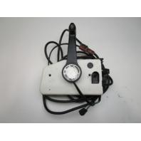 0432716 OMC/Evinrude/Johnson Remote Control Box W/Trim 17' 10 Pin Red Plug