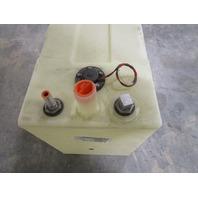 "FT2798-1 Moeller 27 Gallon Plastic Below Deck Fuel Gas Tank 36"" x 16"" x 11 3/4"""