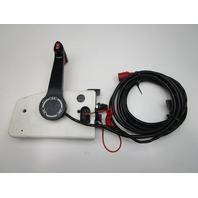 432716 OMC/Evinrude/Johnson Remote Control Box W/Trim 17' 10 Pin Red Plug