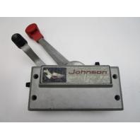 Johnson Evinrude Ship-Master Side Mount Dual Lever Throttle/Shift Remote Control
