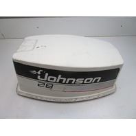 0397905 Evinrude Johnson Outboard 28 HP SPL Top Engine Motor Cowl Cover 1986