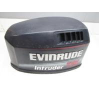 284854 OMC Evinrude Johnson Intruder V4 115 HP Top Motor Cowling Engine Cover