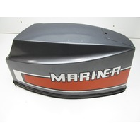 2168-8587M Mariner 25 Hp Outboard Top Cowl Engine Cover Hood