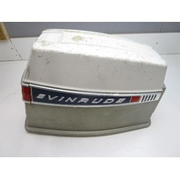 0278931 OMC Evinrude Outboard 55 HP Triumph Top Cowl Motor Engine Cover 1968