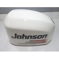 0438939 Johnson Evinrude Ficht V6 Engine Cover Top Motor Cowl White 150 HP 1998