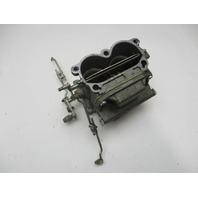 0386505  Lower Carburetor 115 Hp 1974 Evinrude Johnson Outboard 0386509