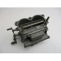 385153 Lower Carburetor 100 Hp 1971 Evinrude Johnson Outboard 0383464