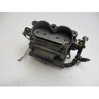 385152 Upper Carburetor 100 Hp 1971 Evinrude Johnson Outboard 0385152