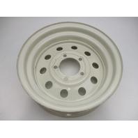 Trailer Wheel Rim 13x4.5 Inch 5 Lug Modular Rim